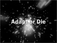 Adapt die-Digital Disruption transformation