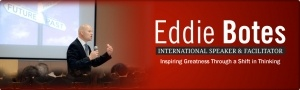Eddie Botes - Business Motivational