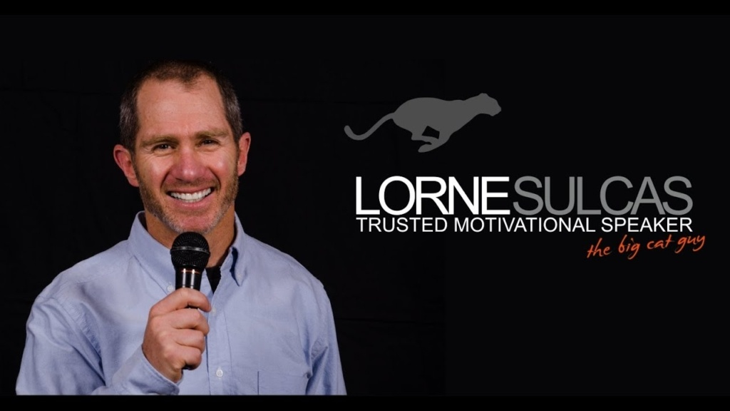 Lorne Sulcas - The Big Cat Guy