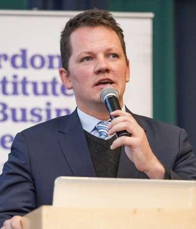 Marius Oosthuizen - Economic Futurist