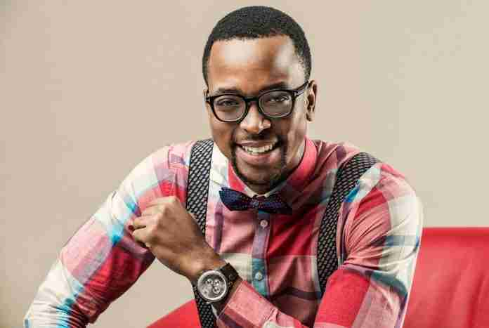 Maps Maponyane - Conference MC