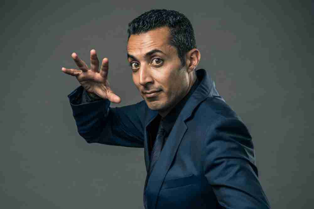 Riaad Moosa - Comedian MC