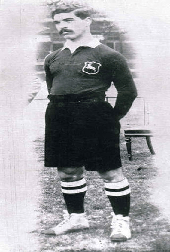 'The Iconic Leader': Paul Roos, the captain of the first 'Springboks' in 1906